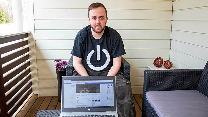 Petri Jämsen auttoi tuhansia opettajia etäopetukseen siirtymisessä  – sai työpaikan Sulavalta