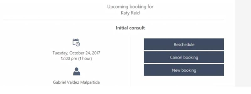 How to transfer your customer meetings online and create easy-to-buy services with Microsoft Bookings