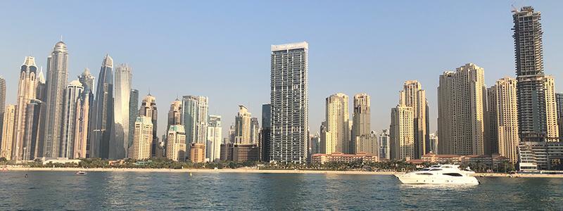 Greetings from Dubai: Kickstart to remote working