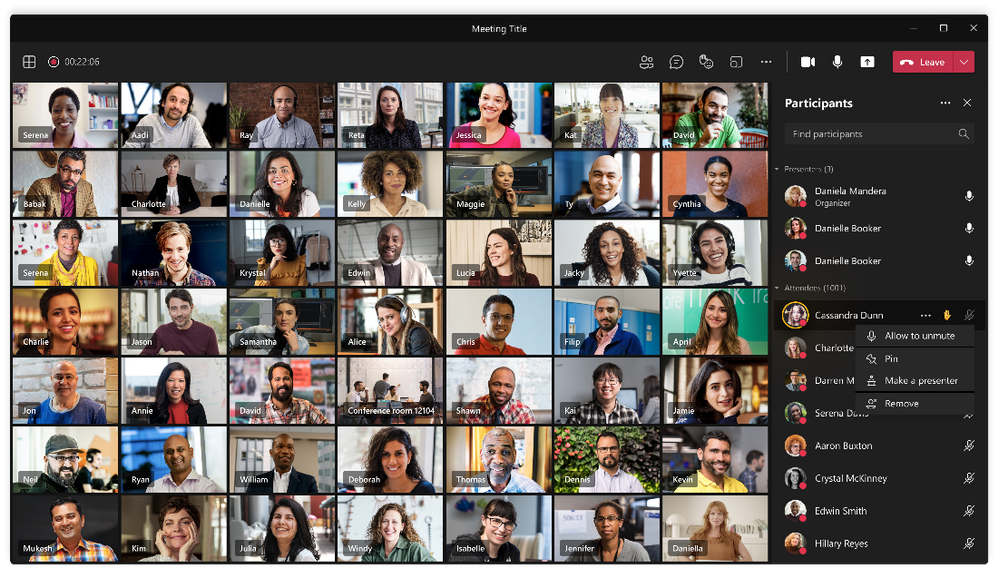 thumbnail image 5 of blog post titled              What's New in Microsoft Teams | Microsoft Ignite 2021