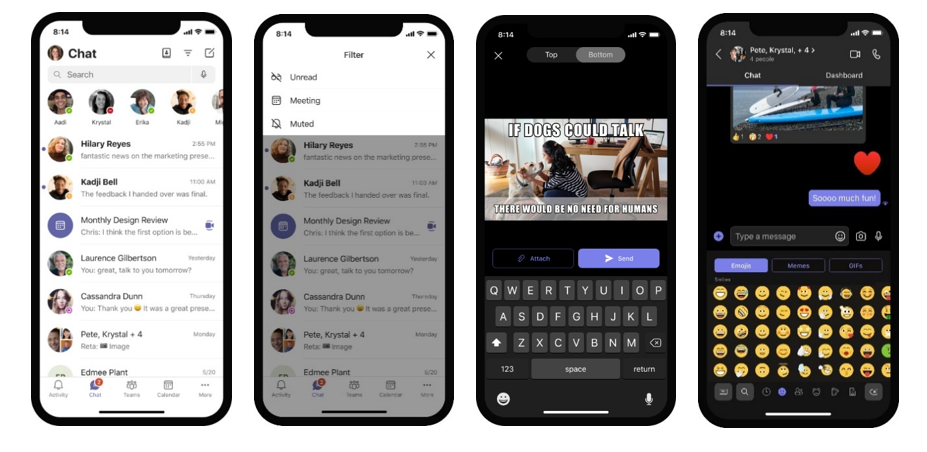 thumbnail image 9 of blog post titled              What's New in Microsoft Teams | Microsoft Ignite 2021